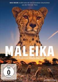 Matto Barfuss: Maleika, DVD