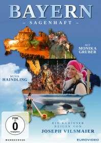 Joseph Vilsmaier: Bayern - Sagenhaft, DVD
