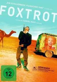Samuel Maoz: Foxtrot, DVD