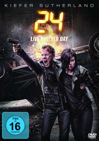 24 Staffel 9: Live Another Day, DVD