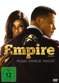 Empire Staffel 1, DVD