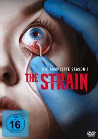 Guillermo del Toro: The Strain Staffel 1, DVD
