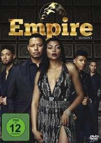 Empire Staffel 3, DVD