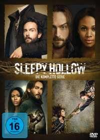 Sleepy Hollow (Komplette Serie), DVD