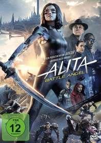 Robert Rodriguez: Alita: Battle Angel, DVD
