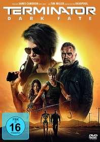 Tim Miller: Terminator: Dark Fate, DVD