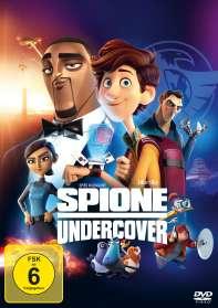 Nick Bruno: Spione Undercover, DVD