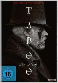 Anders Engström: Taboo Staffel 1, DVD