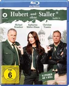 Sebastian Sorger: Hubert ohne Staller Staffel 8 (Blu-ray), BR