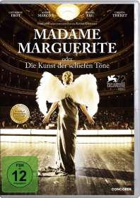 Xavier Giannolli: Madame Marguerite oder die Kunst der schiefen Töne, DVD
