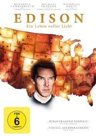 Alfonso Gomez-Rejon: Edison - Ein Leben voller Licht, DVD