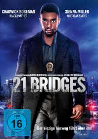 Brian Kirk: 21 Bridges, DVD
