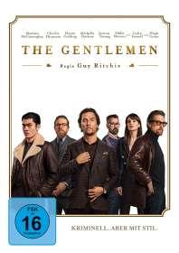 Guy Ritchie: The Gentlemen, DVD