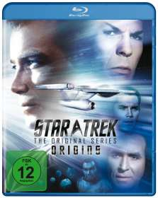 Star Trek Raumschiff Enterprise - Origins (Blu-ray), BR