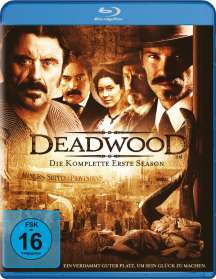 Walter Hill: Deadwood Season 1 (Blu-ray), BR