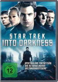 J.J. Abrams: Star Trek - Into Darkness, DVD