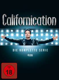 Californication (Komplette Serie), DVD