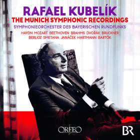 Rafael Kubelik - The Munich Symphonic Recordings, CD