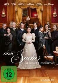 Robert Dornhelm: Das Sacher - In bester Gesellschaft, DVD