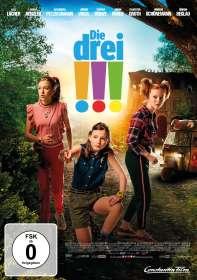 Viviane Andereggen: Die drei !!!, DVD