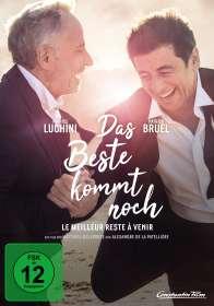 Matthieu Delaporte: Das Beste kommt noch, DVD