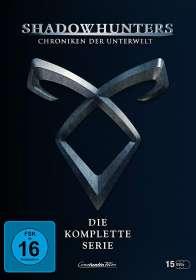 Shadowhunters: Chroniken der Unterwelt (Komplette Serie), DVD
