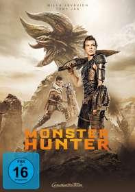 Paul W.S. Anderson: Monster Hunter, DVD