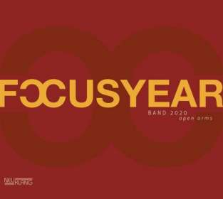 Focusyear Band: Open Arms, CD