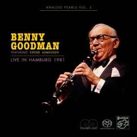 Benny Goodman (1909-1986): Live In Hamburg 1981, SACD