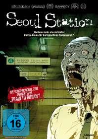 Yeon Sang-Ho: Seoul Station, DVD