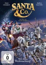 Alain Chabat: Santa & Co. - Wer rettet Weihnachten?, DVD