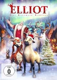 Jennifer Westcott: Elliot - Das kleinste Rentier, DVD