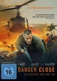 Kriv Stenders: Danger Close - Die Schlacht von Long Tan, DVD
