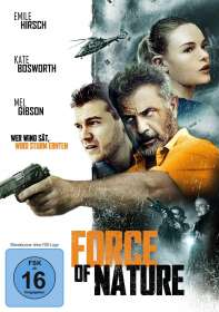 Michael Polish: Force of Nature, DVD