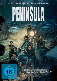 Yeon Sang-Ho: Peninsula, DVD