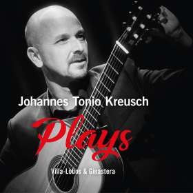 Johannes Kreusch (geb. 1970): Plays, CD