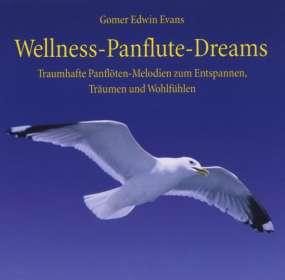 Gomer Edwin Evans: Wellness-Panflute-Dreams, CD