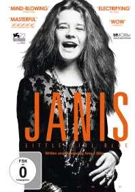 Amy Berg: Janis - Little Girl Blue (OmU), DVD