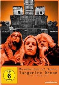 Margarete Kreuzer: Revolution of Sound - Tangerine Dream, DVD