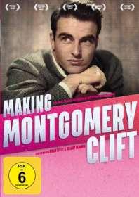 Robert Clift: Making Montgomery Clift (OmU), DVD