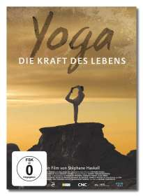Stéphane Haskell: Yoga - Die Kraft des Lebens (OmU), DVD