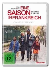 Mahamat-Saleh Haroun: Eine Saison in Frankreich (OmU), DVD