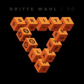 Dritte Wahl: 3D (Limited Bonus-Track Box), CD