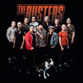 The Busters: The Busters, CD