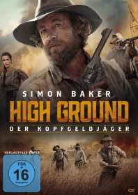 Stephen Johnson: High Ground, DVD