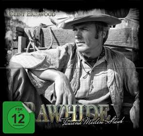 Charles Marquis Warren: Rawhide - Tausend Meilen Staub (Komplette Serie) (Collector's Box), DVD