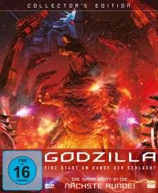Hiroyuki Seshita: Godzilla: Eine Stadt am Rande der Schlacht (Collector's Edition), DVD
