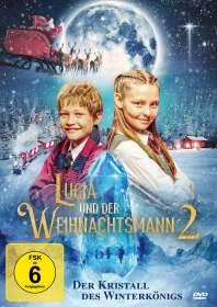 Christian Dyekjær: Lucia und der Weihnachtsmann 2 - Der Kristall des Winterkönigs, DVD