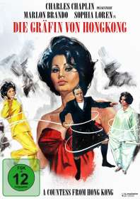 Charles (Charlie) Chaplin: Die Gräfin von Hong Kong, DVD