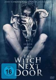 Drew T. Pierce: The Witch next Door, DVD
